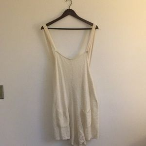 Free People knit jumper